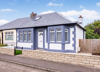 Thumbnail 3 bed semi-detached bungalow for sale in Newhailes Crescent, Musselburgh