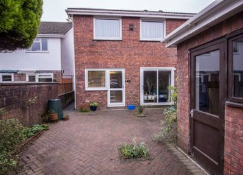 Thumbnail 4 bedroom semi-detached house for sale in Wavell Close, Cardiff, Glamorgan
