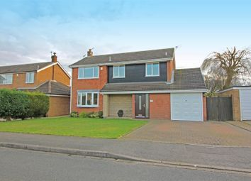 Thumbnail 4 bed detached house for sale in St. Stephens Road, Retford