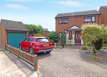 Thumbnail 3 bed detached house for sale in Galsworthy Road, Totton