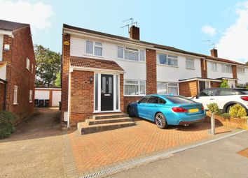 Thumbnail 3 bedroom semi-detached house for sale in Abbotts Crescent, Enfield