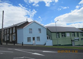 Thumbnail 2 bed end terrace house to rent in Treharne Road, Maesteg, Bridgend.