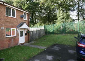 Thumbnail 2 bed end terrace house for sale in Alpine Grove, Hollingwood, Chesterfield