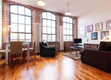 Thumbnail 1 bed flat to rent in Old Ford Road, Bow, London