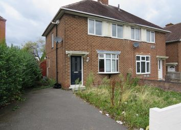 3 bed semi-detached house for sale in Wychbold Crescent, Birmingham B33