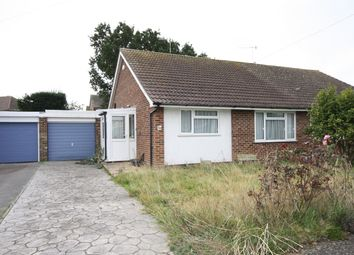 Thumbnail 2 bed semi-detached bungalow for sale in The Glades, Bexhill-On-Sea