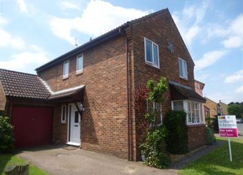 Thumbnail 4 bed detached house for sale in Codling Road, Bury St. Edmunds