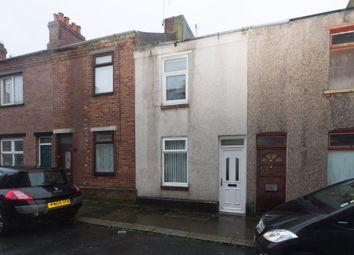 Thumbnail 3 bed terraced house for sale in Monk Street, Barrow-In-Furness