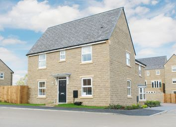 "Thumbnail 3 bed detached house for sale in ""Hadley"" at Caledonia Road, Off Kiln Farm, Milton Keynes"