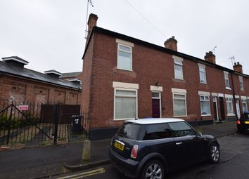 Thumbnail 2 bed end terrace house to rent in Caesar Street, Derby