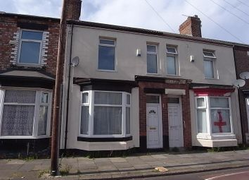 Thumbnail 2 bed terraced house to rent in Teesdale Terrace, Stockton-On-Tees