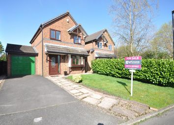 Thumbnail 3 bed detached house for sale in Bracken Drive, Freckleton, Preston, Lancashire