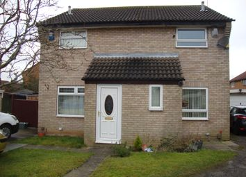 Thumbnail 2 bed semi-detached house to rent in Orion Way, Laceby Acres, Grimsby