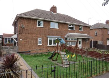 Thumbnail 3 bed semi-detached house for sale in Lindens Close, Thorney Toll, Wisbech