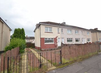 Thumbnail 3 bed end terrace house for sale in Broompark Road, Wishaw
