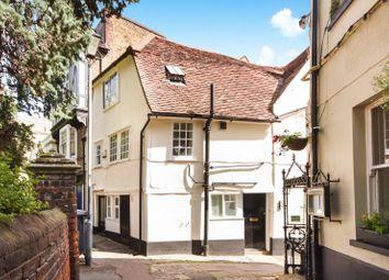 Thumbnail 2 bedroom flat to rent in Duke Street, Chelmsford