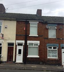 Thumbnail 2 bed terraced house to rent in Cavendish Street, Etruria, Stoke On Trent