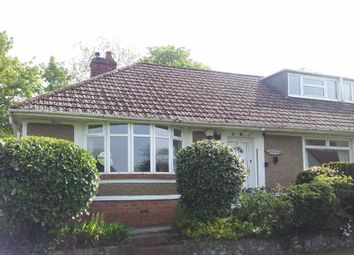 Thumbnail 3 bed semi-detached bungalow for sale in Caerphilly