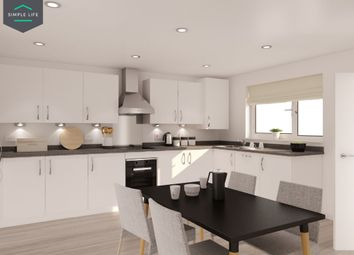 Thumbnail 4 bed semi-detached house to rent in Plot 178, Hazel, 262 Queen Mary Rd, Sheffield