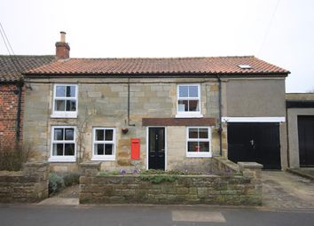 Thumbnail 4 bed terraced house for sale in East Harlsey, Northallerton