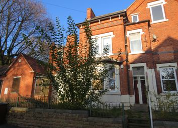 Thumbnail 1 bed flat for sale in Woodborough Road, Mapperley, Nottingham