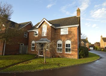 Thumbnail 4 bedroom detached house for sale in Roberts Close, Bishops Cleeve