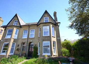 Thumbnail 3 bed maisonette for sale in Castle Road, Carisbrooke, Isle Of Wight
