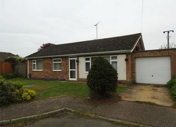 Thumbnail 3 bed detached house for sale in Woodward Close, Shouldham, King's Lynn