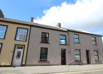 Thumbnail 3 bed terraced house for sale in High Street, Neyland, Milford Haven, Pembrokeshire.