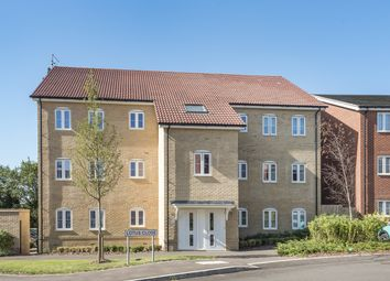 Thumbnail 2 bed flat for sale in Lotus Close, Chigwell