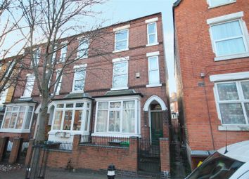 Thumbnail 4 bed end terrace house for sale in St. Stephens Road, Sneinton, Nottingham