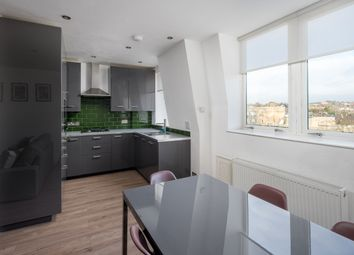 Thumbnail 2 bed flat for sale in Jubilee Heights, 1 Shoot Up Hill, London
