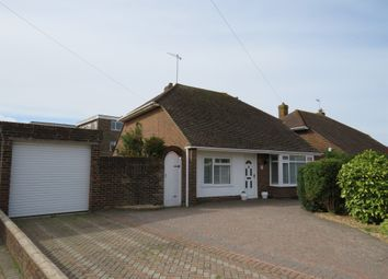 Thumbnail 2 bedroom detached bungalow for sale in Rosecroft Close, Lancing