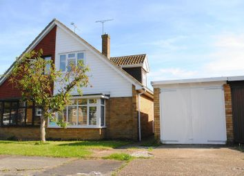 Thumbnail 3 bed semi-detached house for sale in Linnet Drive, Benfleet, Essex