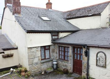 Thumbnail 2 bed end terrace house for sale in Rosevear Road, Bugle, St. Austell