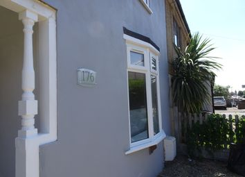 Thumbnail 3 bed terraced house to rent in Canonsleigh Road, Dagenham, Essex