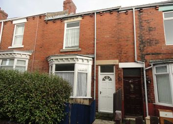 Thumbnail 2 bed terraced house to rent in Rose Avenue, South Moor, Stanley