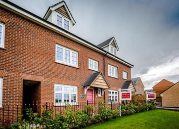 Thumbnail 4 bed terraced house for sale in City Fields, Neil Fox Way, Wakefield