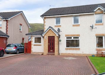 Thumbnail 4 bed semi-detached house for sale in Calico Way, Lennoxtown, East Dunbartonshire