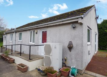 Thumbnail 3 bed detached bungalow for sale in The Island Anthorn, Wigton, Cumbria