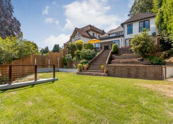 Thumbnail 5 bedroom detached house for sale in Burntwood Lane, Caterham