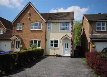 Thumbnail 3 bed semi-detached house for sale in Hampshire Crescent, Lightwood, Stoke-On-Trent