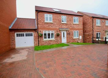 Thumbnail 4 bed detached house for sale in Hobby Drive, Corby