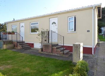 Thumbnail 1 bed mobile/park home for sale in The Vicarage Park, Coast Road, Holywell, Flintshire, Wales