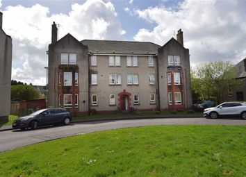 Thumbnail 3 bed flat for sale in Knockhill Road, Renfrew