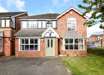 Thumbnail 4 bed property for sale in Basildon Close, Watford, Hertfordshire