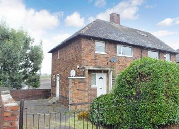 Thumbnail 3 bed semi-detached house for sale in Holbrook Road, Sheffield