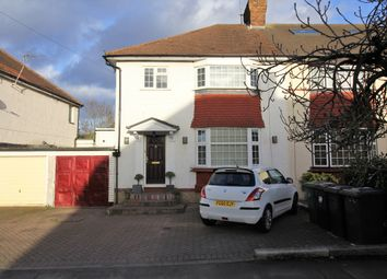 Thumbnail 4 bed semi-detached house for sale in Strafford Gate, Potters Bar