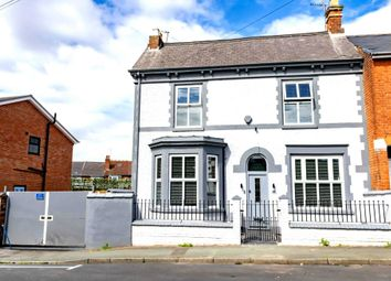 Thumbnail 4 bed end terrace house for sale in Newbridge Street, Wolverhampton