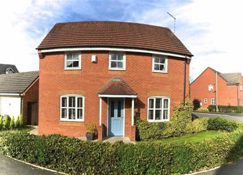 Thumbnail 4 bed detached house for sale in Heron Close, Packmoor, Stoke-On-Trent